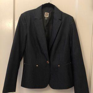 Anne Klein Navy Suit